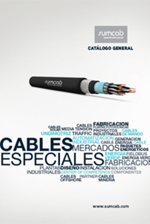 Catálogo General Sumcab Specialcable Group