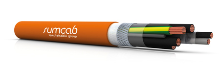 SUMODRIVE – the new generation of Cables for Cable Chains