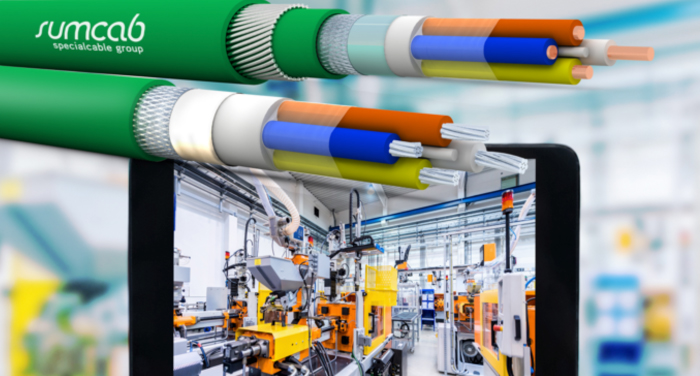 SUMCAB. Cables para Ethernet Industrial