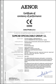 SUMSAVE® AS - Antintrusión (SSG 2036)