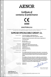 SUMSAVE® AS - Data Controlfire (SSG 2037)