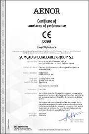 Sumsave® AS Z1HOZ1-K <br /> 300-500V 00248