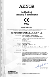 Sumsave AS Z1HOZ1-K 300-500V STMC