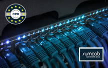 CPR approved LAN copper cables