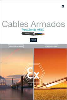 Armoured cables for Hazardous Locations
