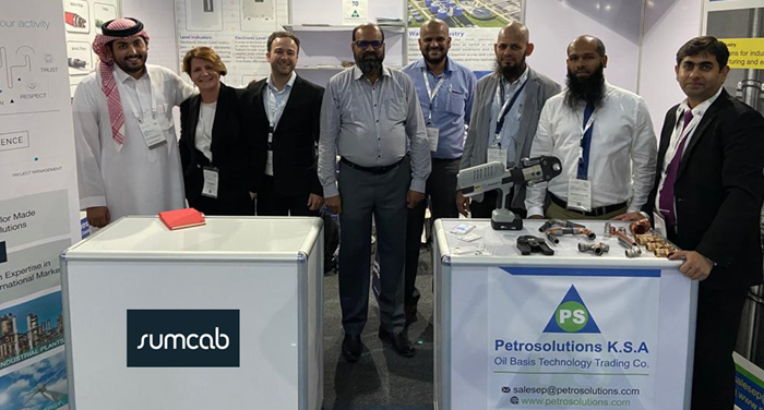 SUMCAB PARTICIPATES IN THE LARGEST PETROCHEMICAL EXHIBITION IN THE MIDDLE EAST